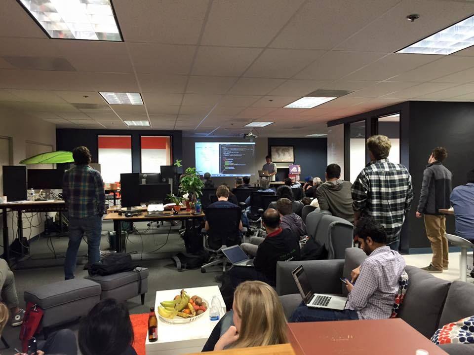 Silicon Valley Mobile Developer meetup