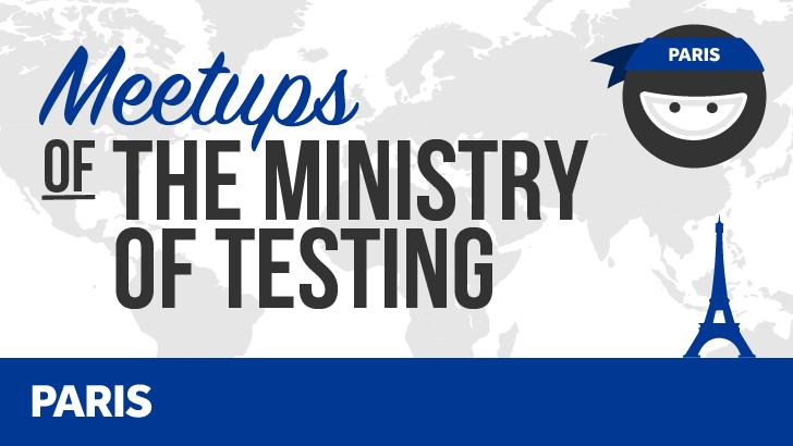 Ministry Of Testing Paris