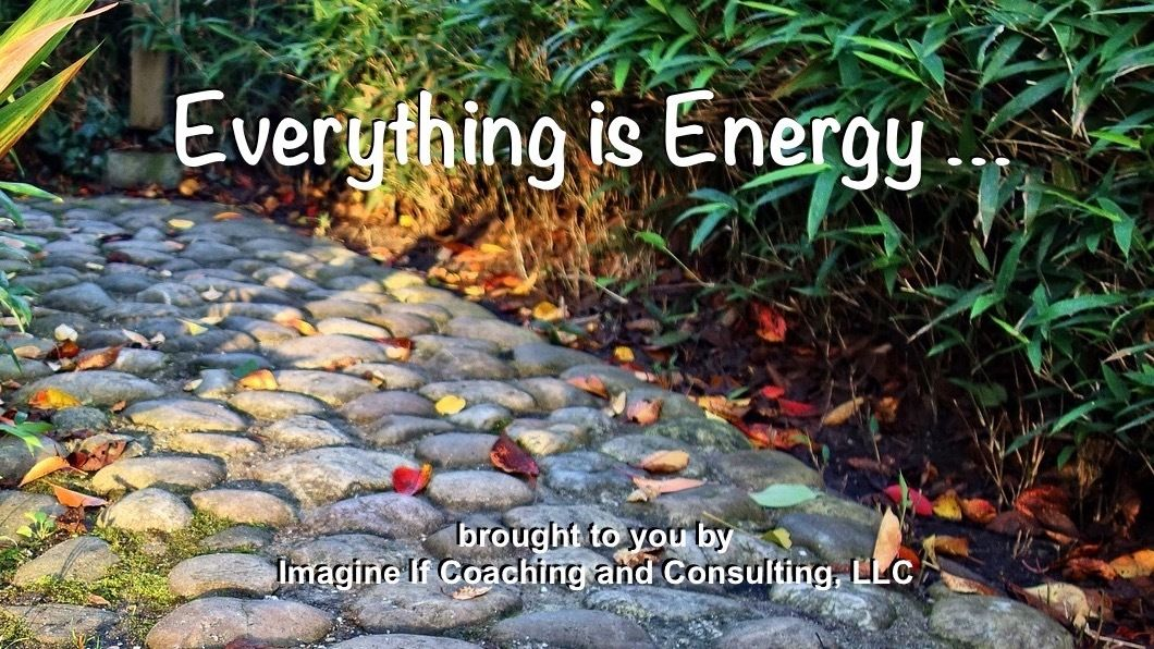 Everything is Energy - Castle Rock