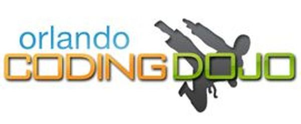 meetup logo for The Orlando Coding Dojo