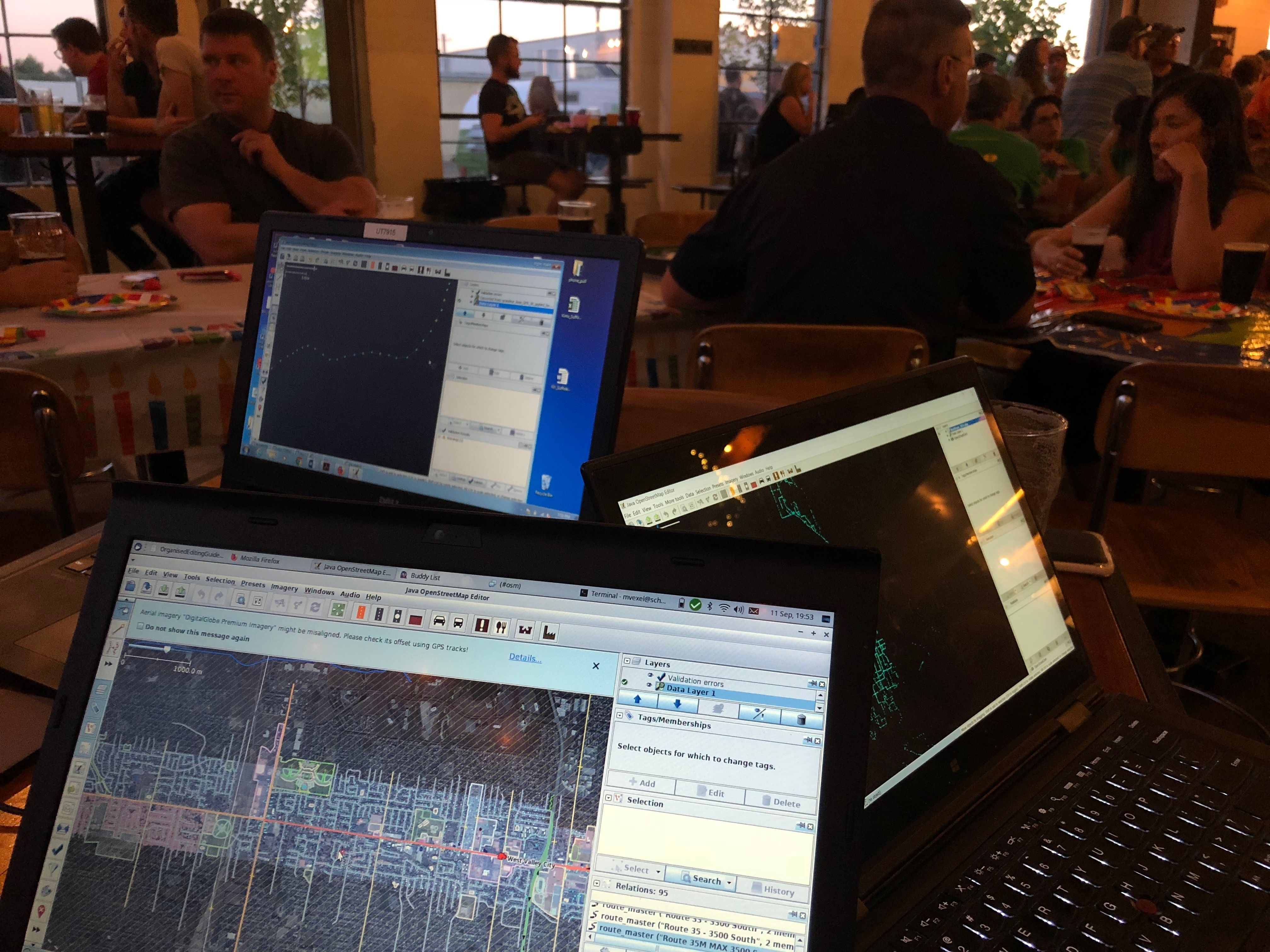 OpenStreetMap Salt Lake City