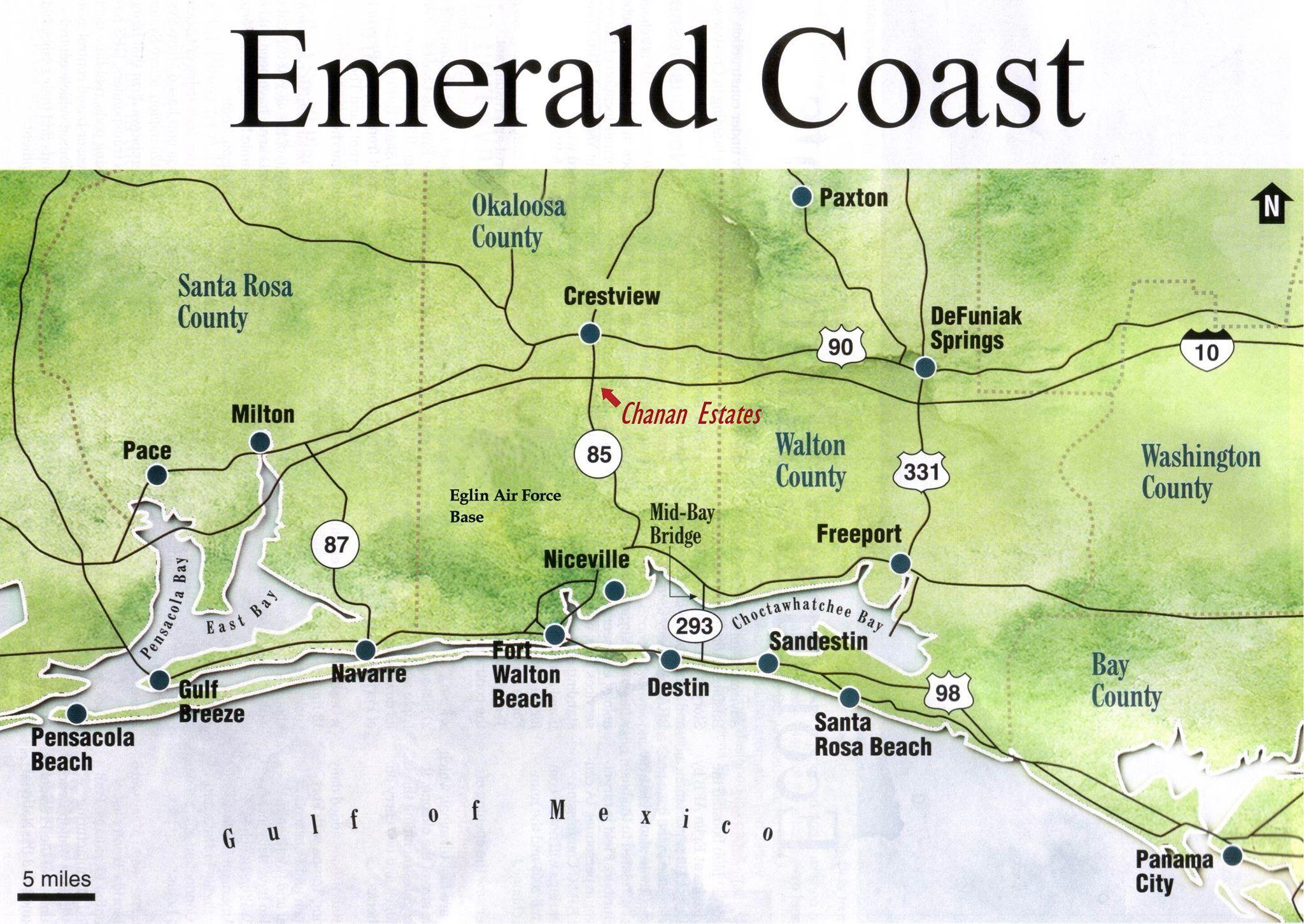 The Emerald Coast Network