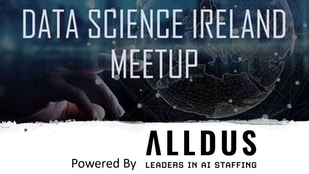 The Data Science Ireland Meetup