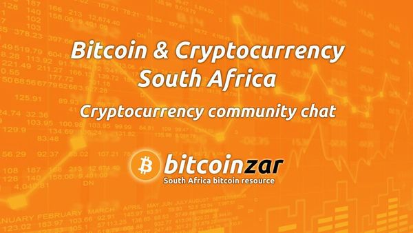 Bitcoin and Cryptocurrency Chat South Africa (Cape Town