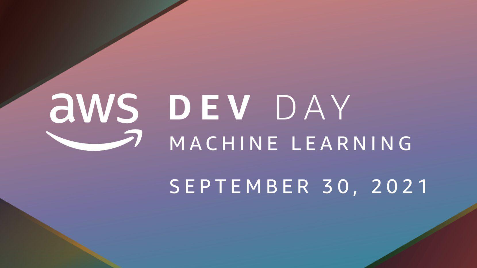 AWS Dev Day Machine Learning
