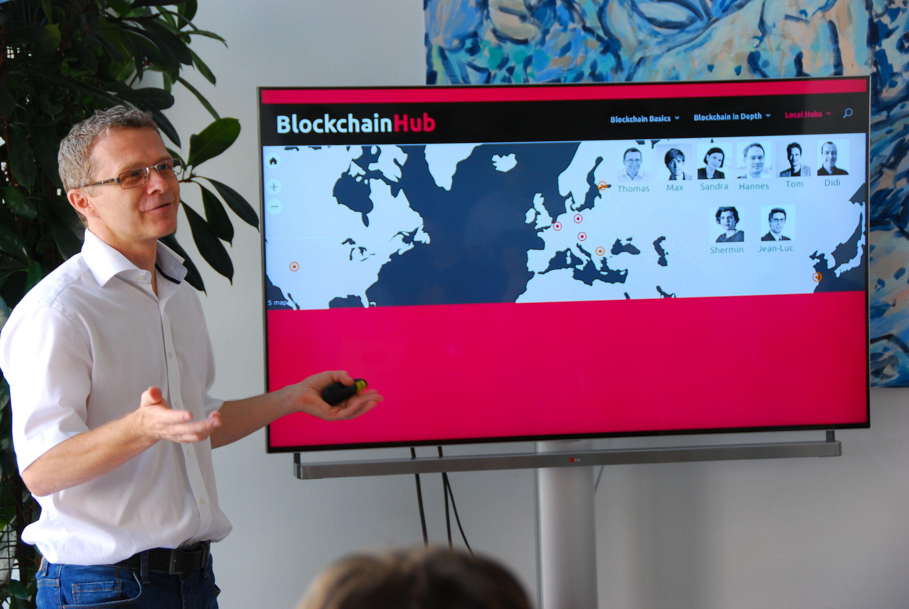 BlockchainHub Graz