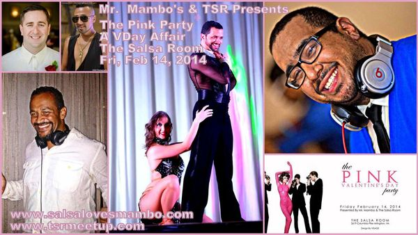 Mr Mambo S Amp Tsr Presents The Pink Party A Valentine S