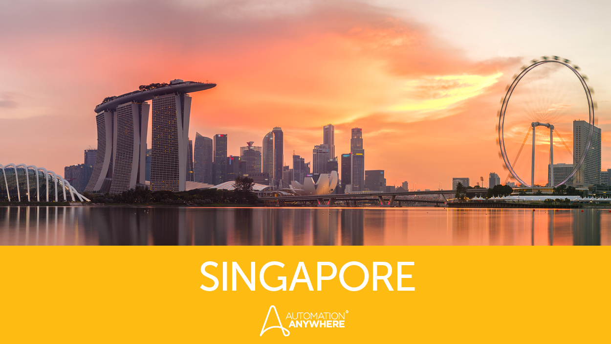 Automation Anywhere RPA Singapore