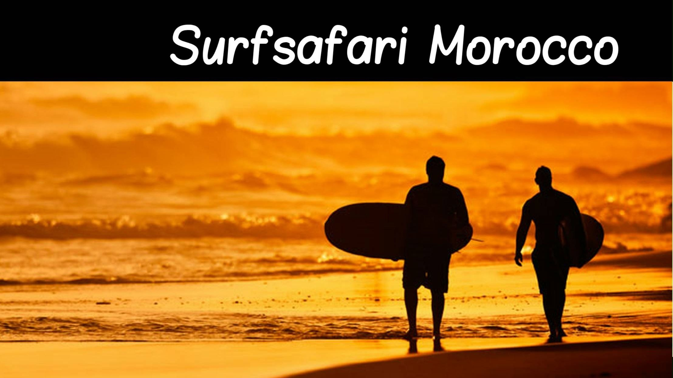 Learn to surf at our Surfcamp Morocco