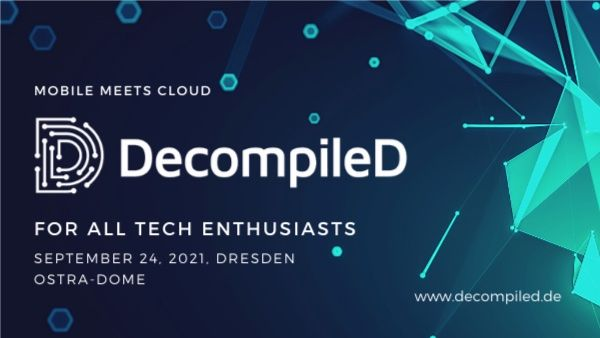 GDG Dresden @DecompileD '21