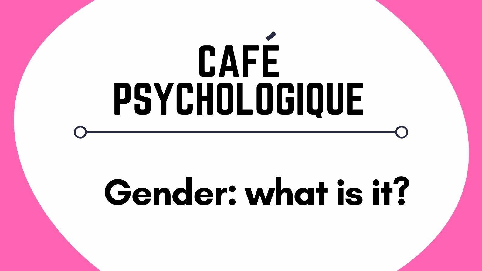 Café Psychologique