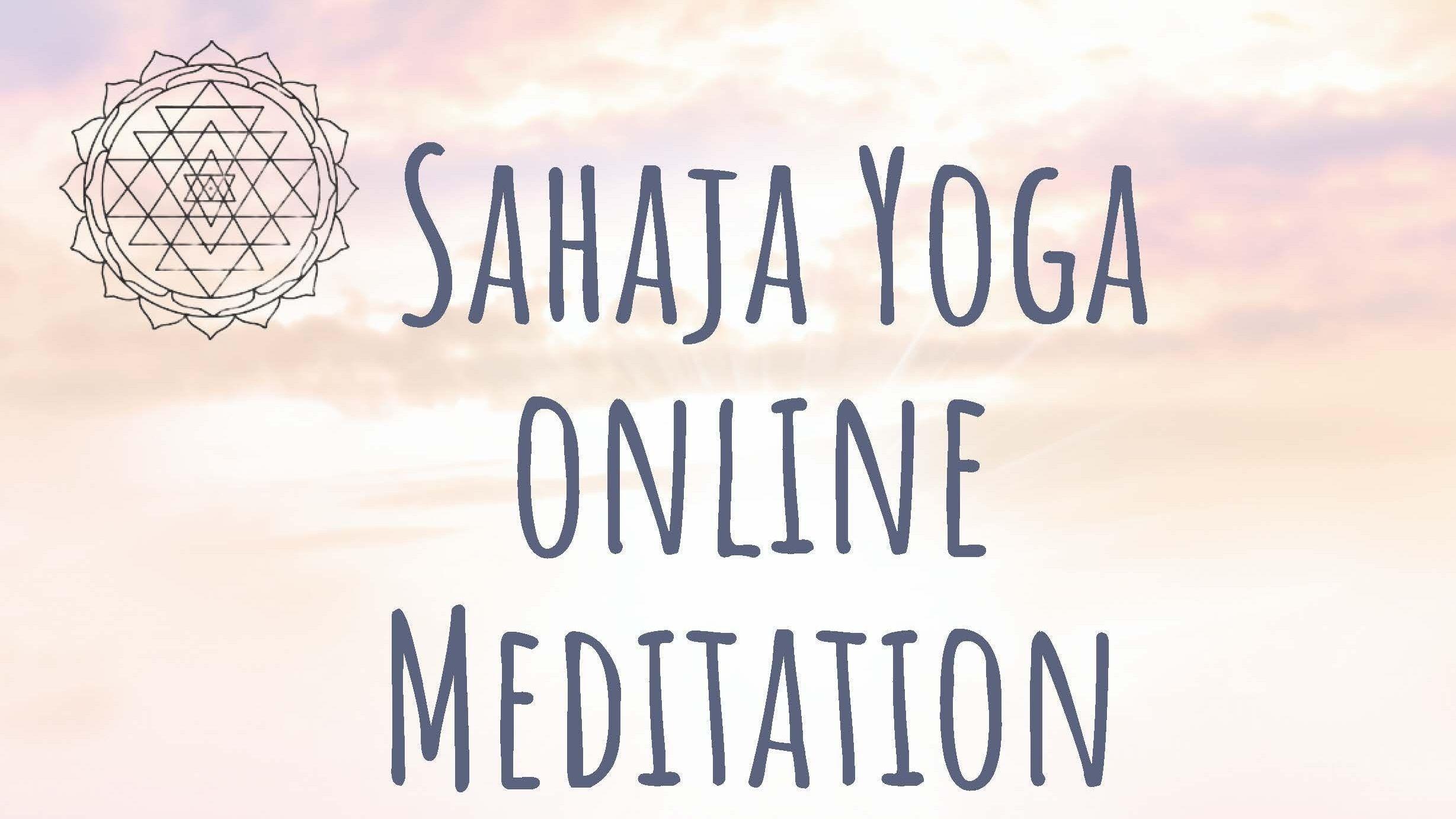 Sahaja Yoga Meditation Online