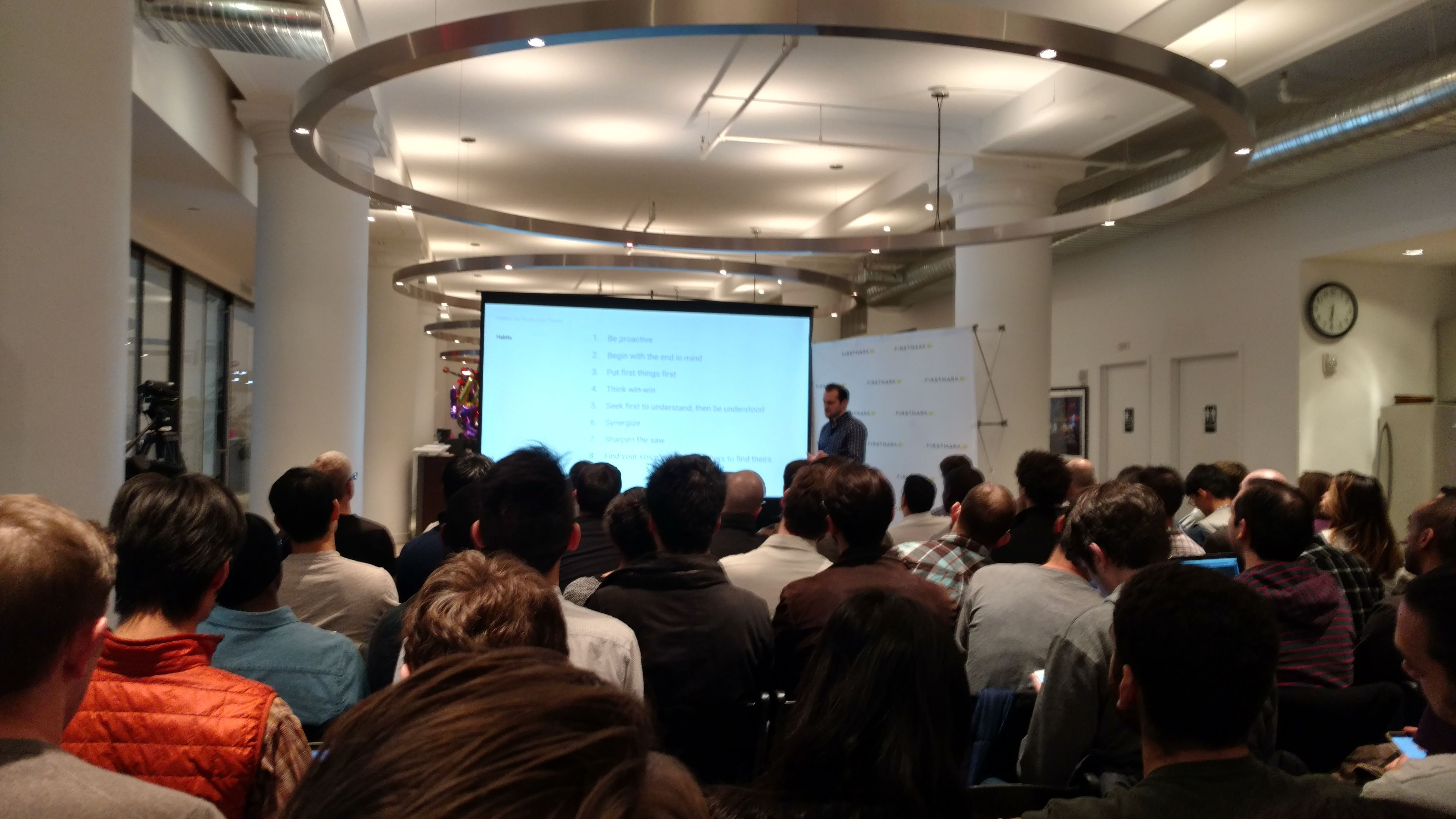 Code Driven NYC (a FirstMark Event)