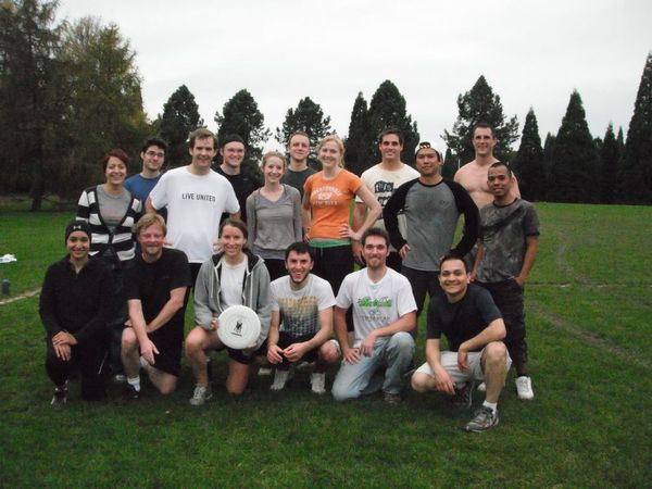 event in Portland: Night Ultimate Frisbee