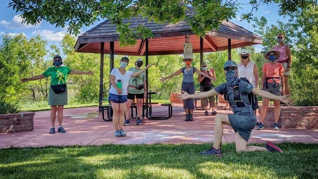 Walk2Connect - Boulder Ramblers Chapter