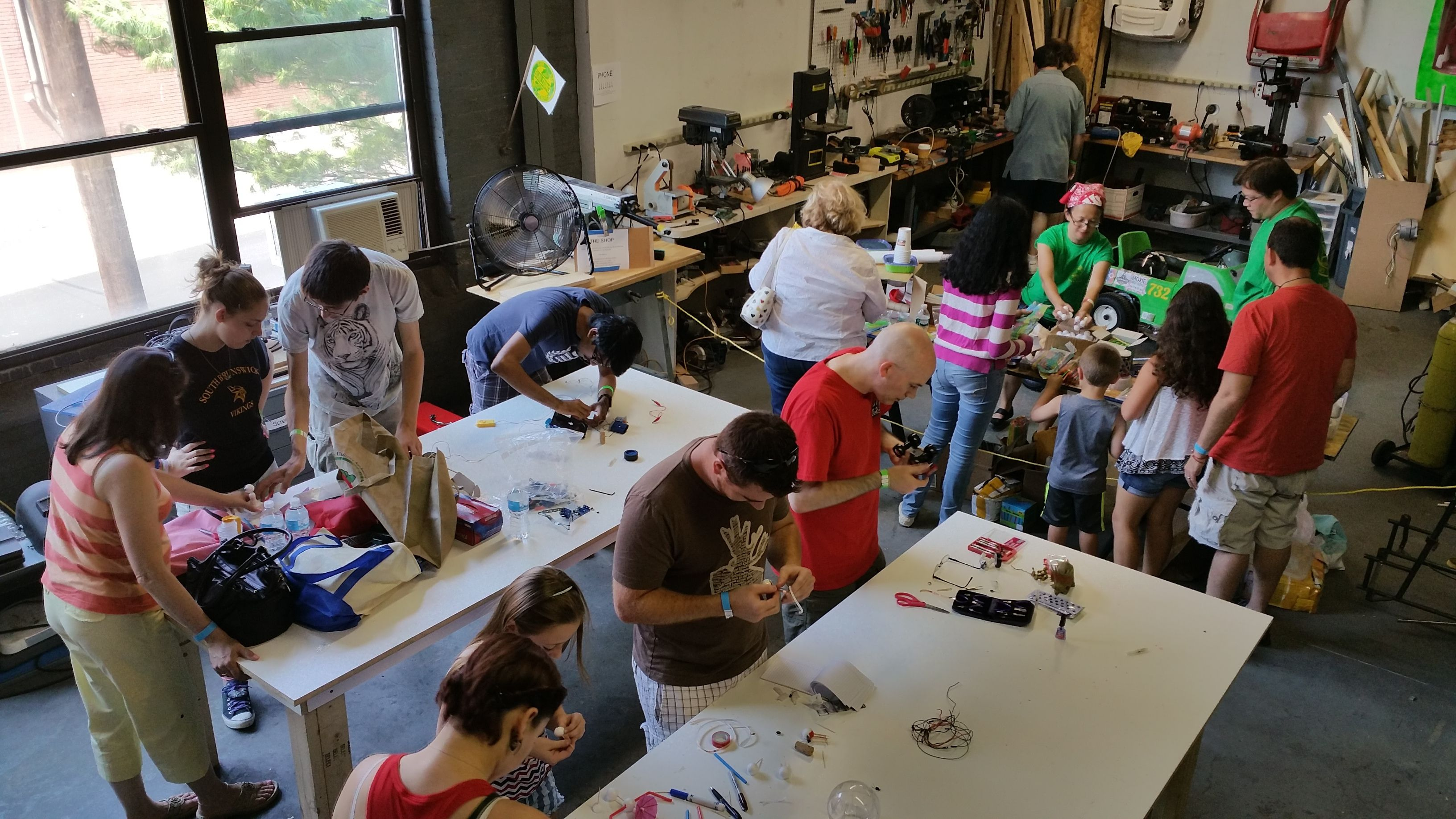 FUBAR Labs - Hackerspace in New Brunswick, NJ