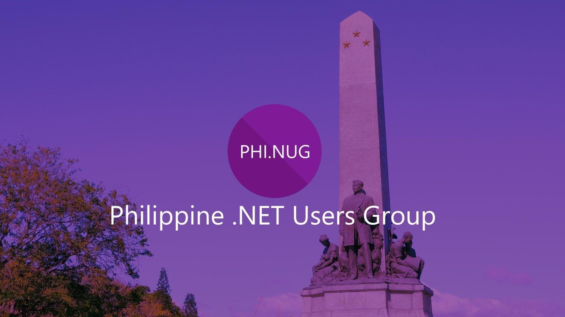 Philippine .NET Users Group