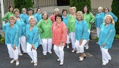 Greater Spokane Women's A Cappella Singing