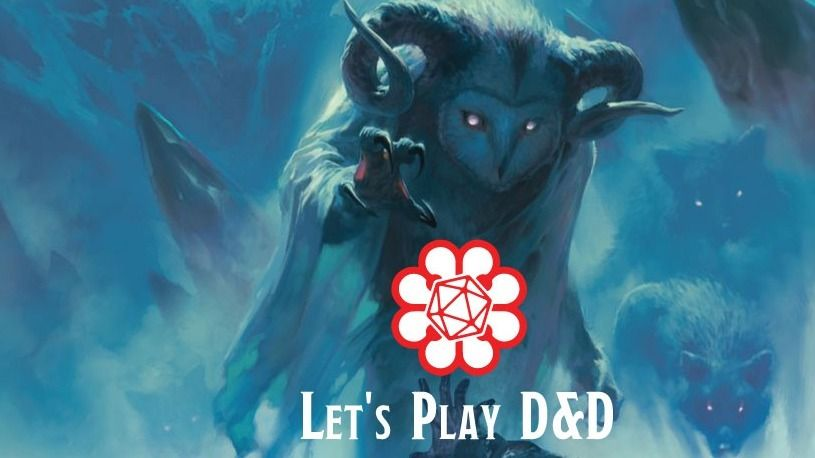 Let's Play D&D!