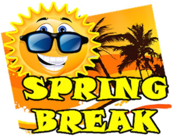 spring vacation clipart - photo #27