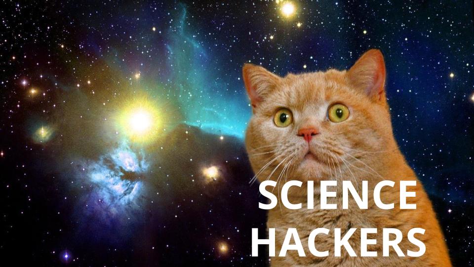 Berlin Science Hacking