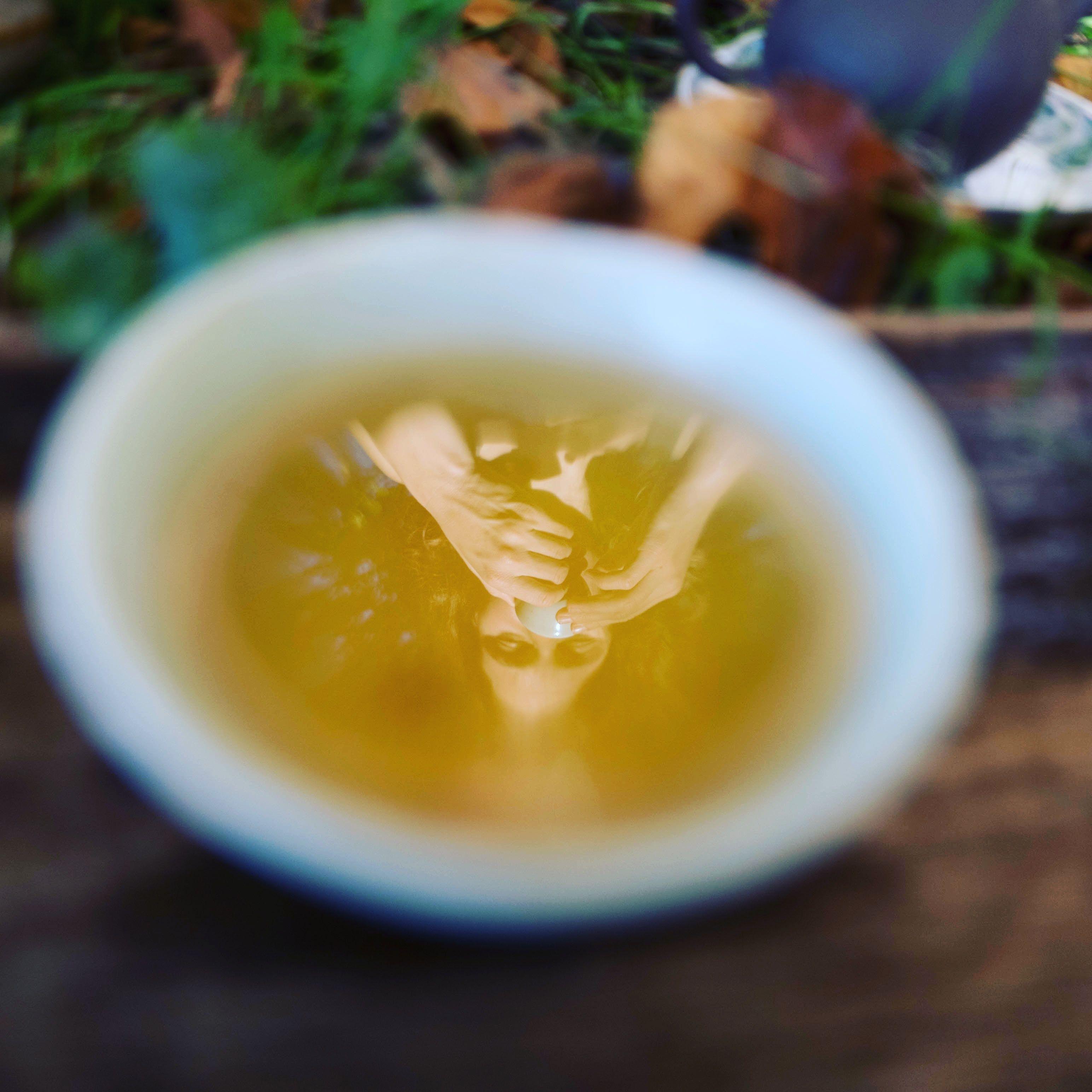 Meditation in Movement: Tea Ceremony