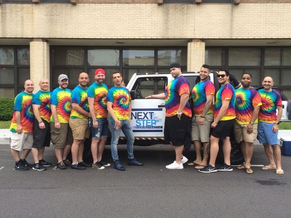 North Jersey Out and About is a social club for men in the gay, bisexual and