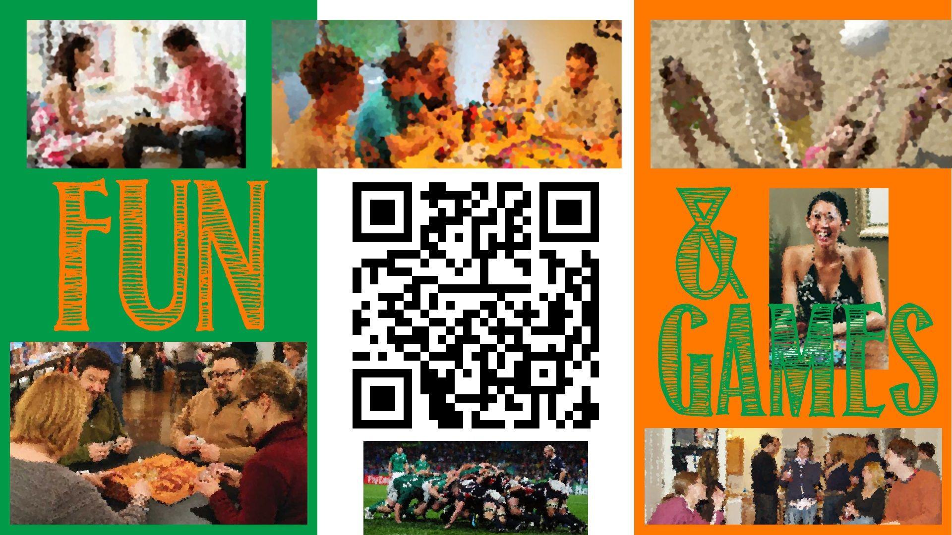 Fun & Games MeetUp