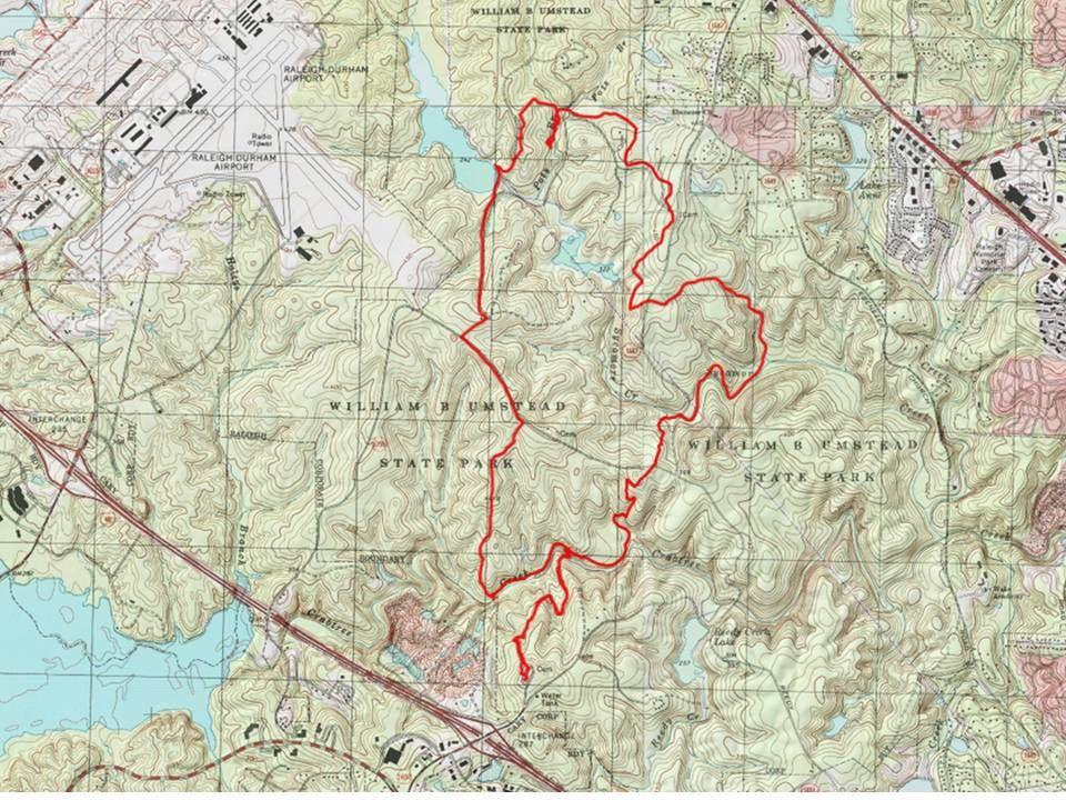 Raleigh Recreational Hikers