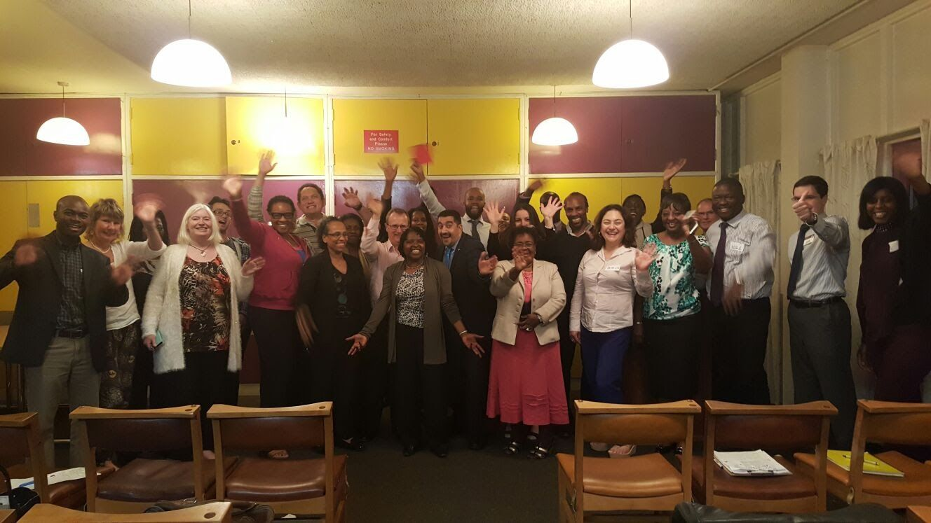 Clapham Connectors Toastmasters Meetup