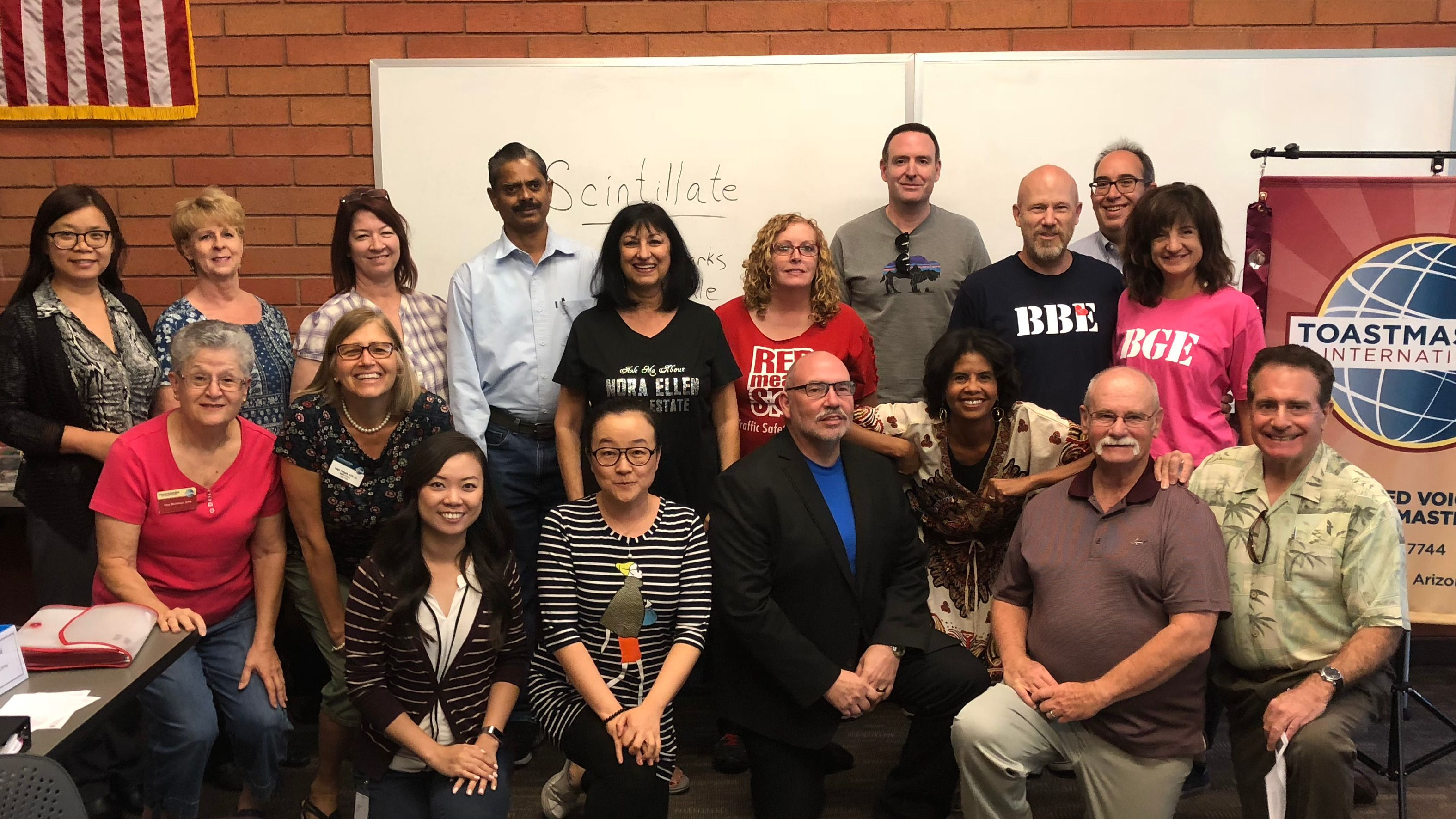 Valued Voices Toastmasters Meetup Group