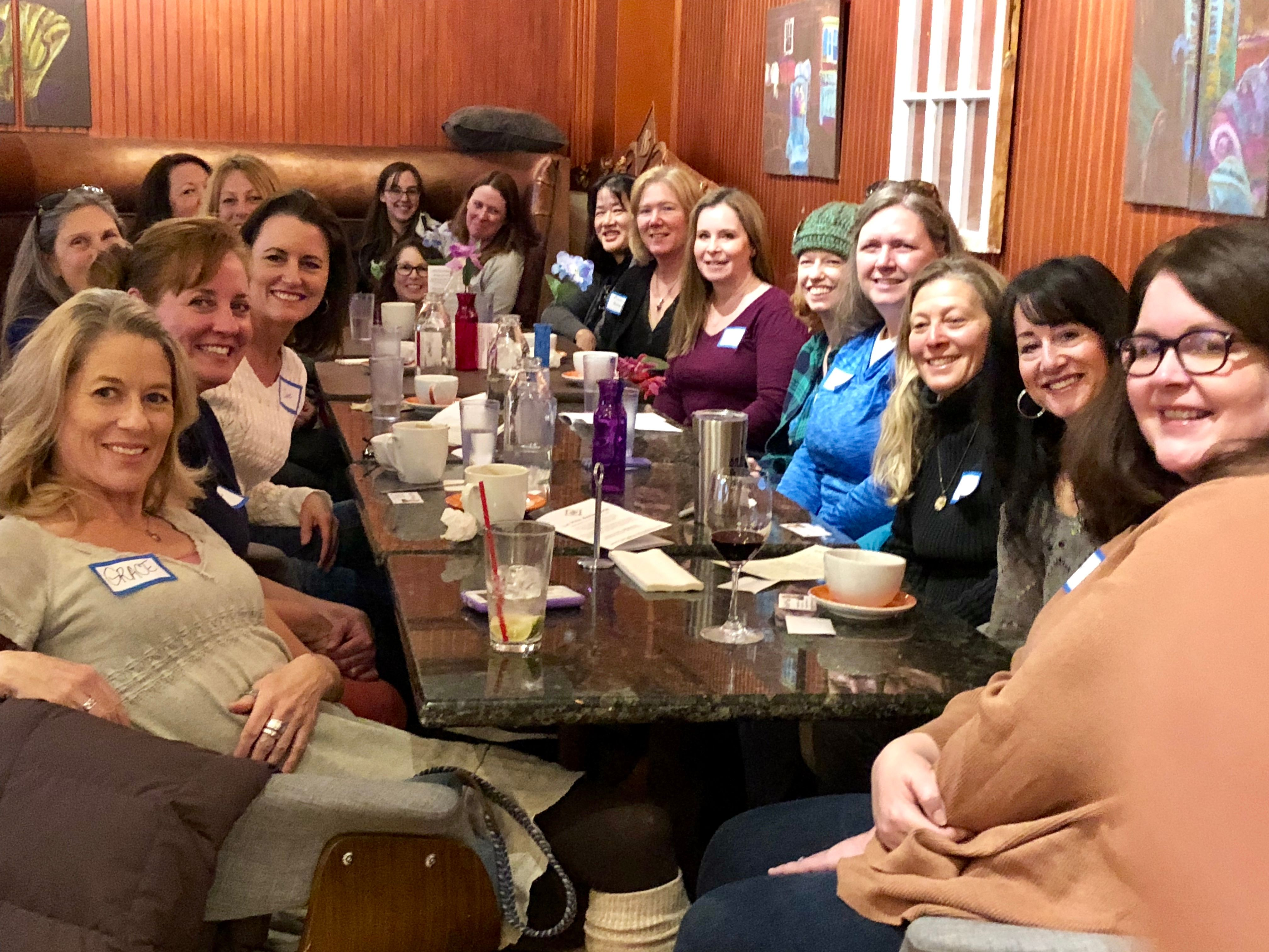 Finding Female Friends past Fifty/Boulder County Chapter