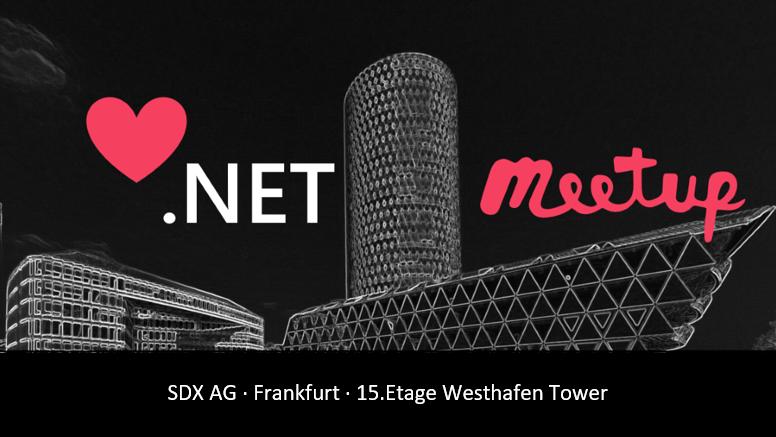 Frankfurt am Main .NET Meetup