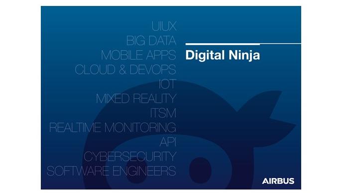DNA - Digital Ninjas by Airbus