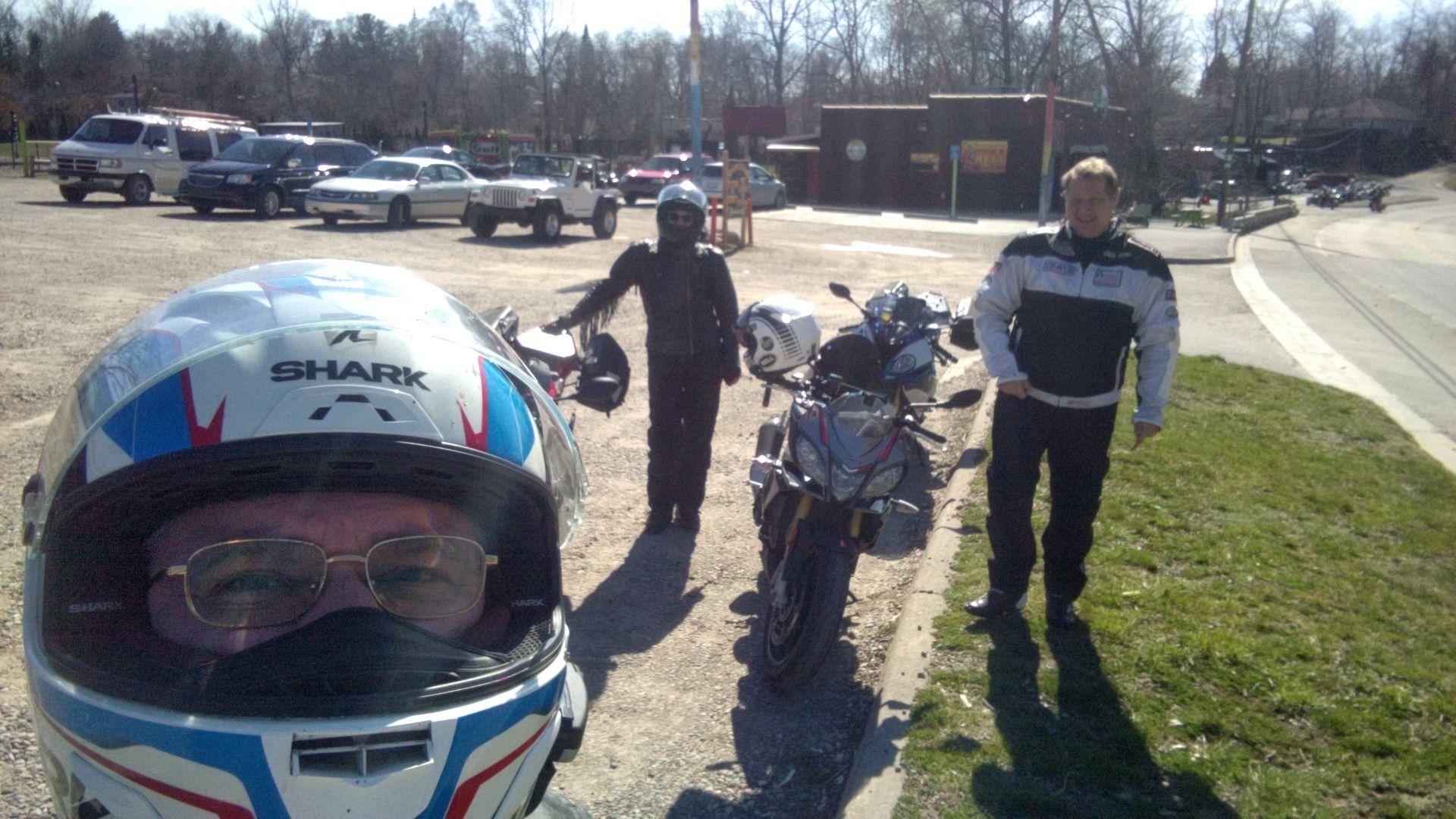 Impromptu Rides- April