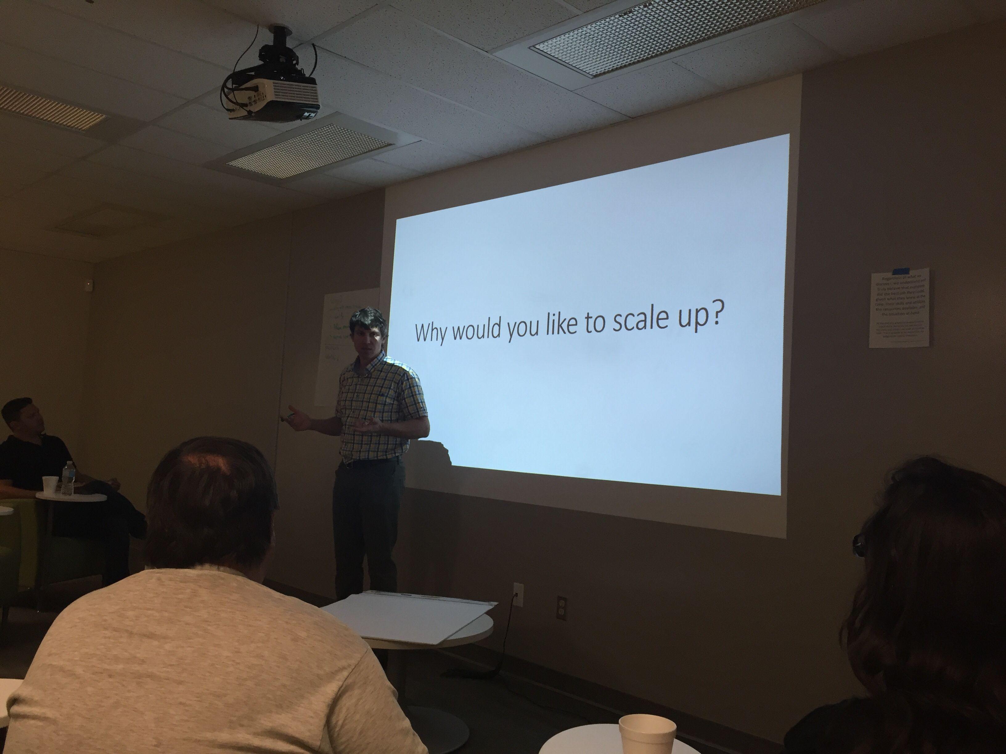 Agile Ottawa Meetup Group