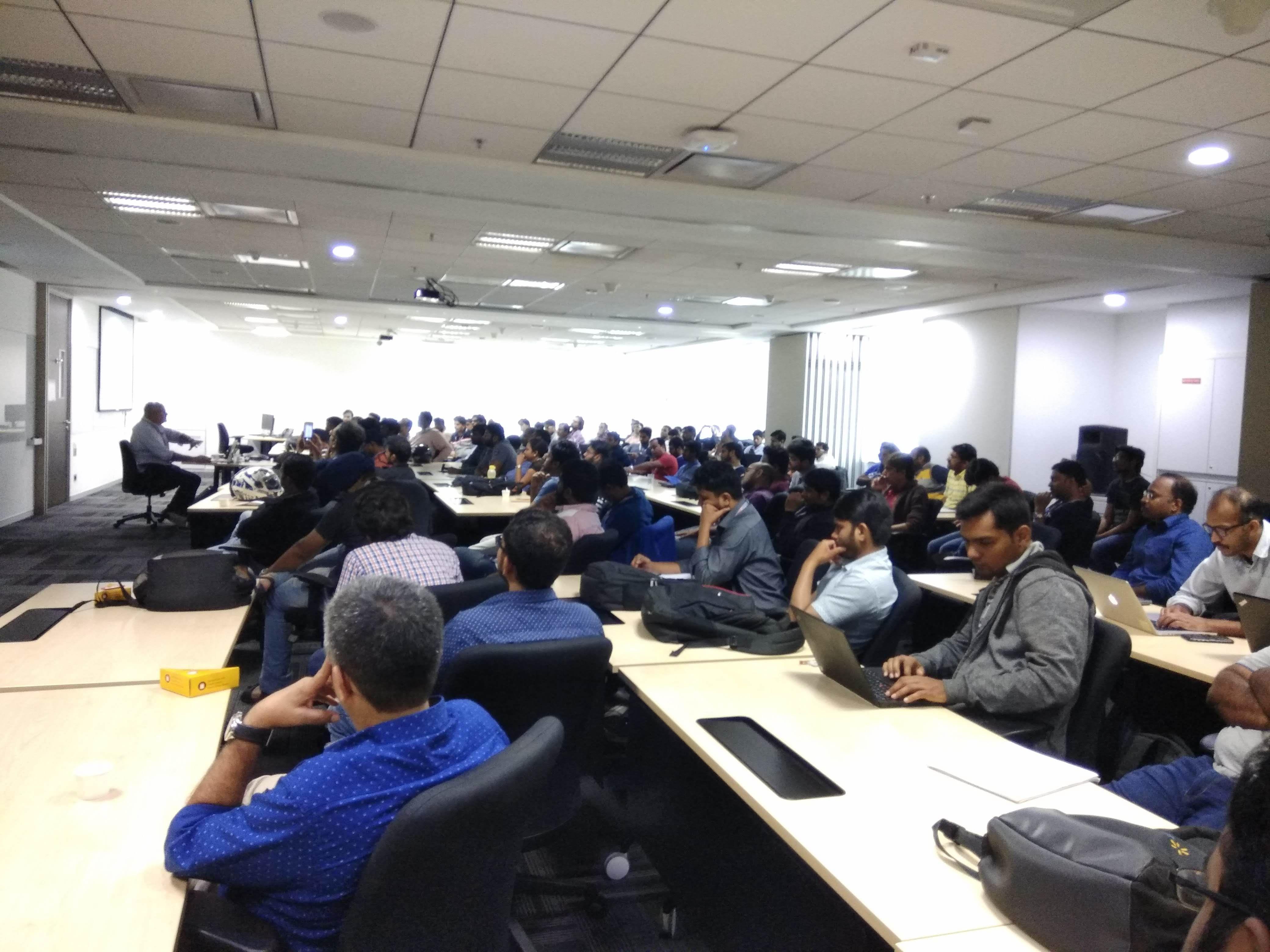Bangalore JAVA User Group (BangaloreJUG)