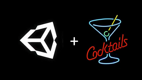 Unity Game Development with Cocktails