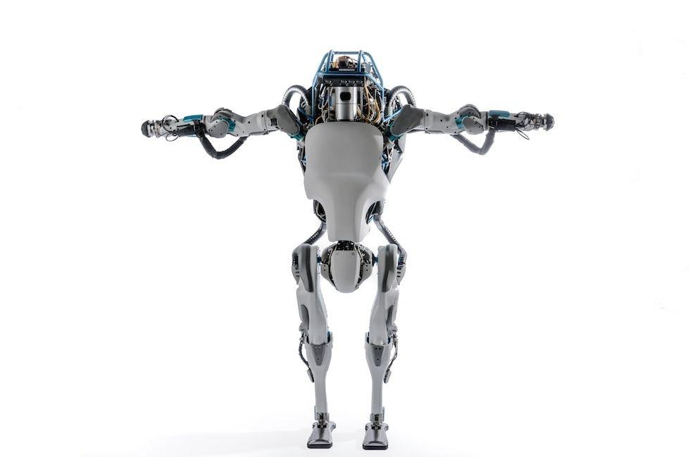 Humanoid Avatar Robot Builders