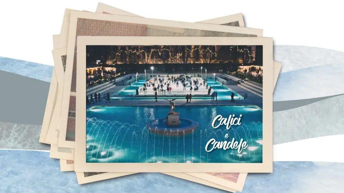 """Calici e candele"" a piedi nudi con vista piscina ???? Vol.3"