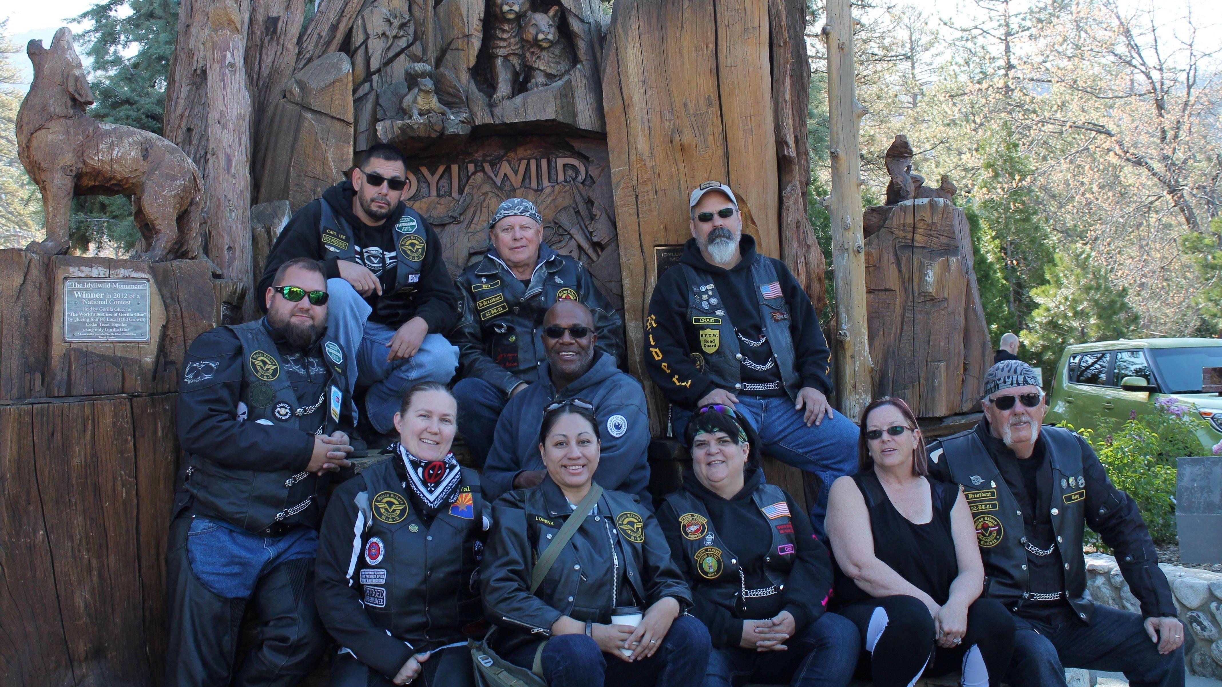 Phoenix Vulcan Riders
