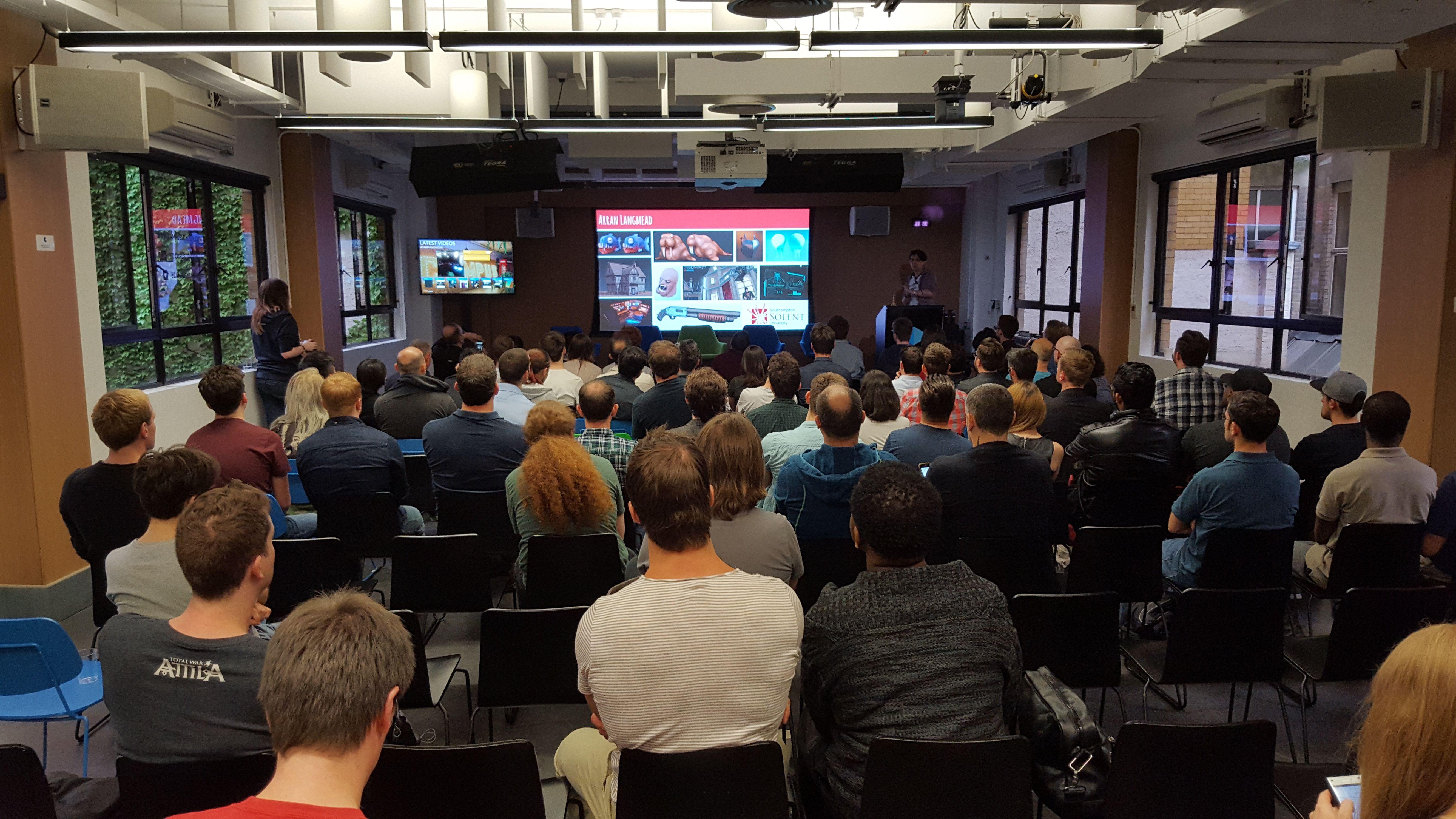 London Unreal Engine Meetup