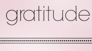 Photo for Create a Gratitude Practice May 5 2019