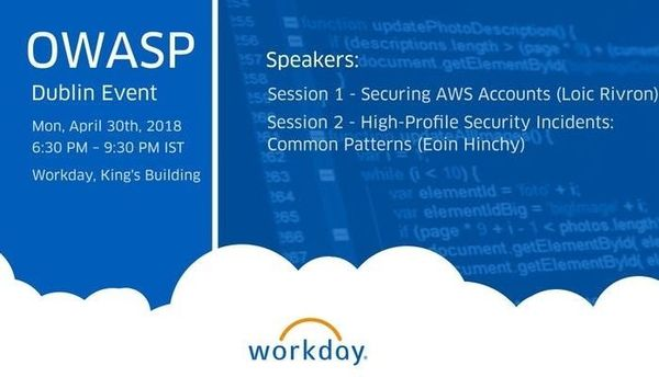 Workday Security Model