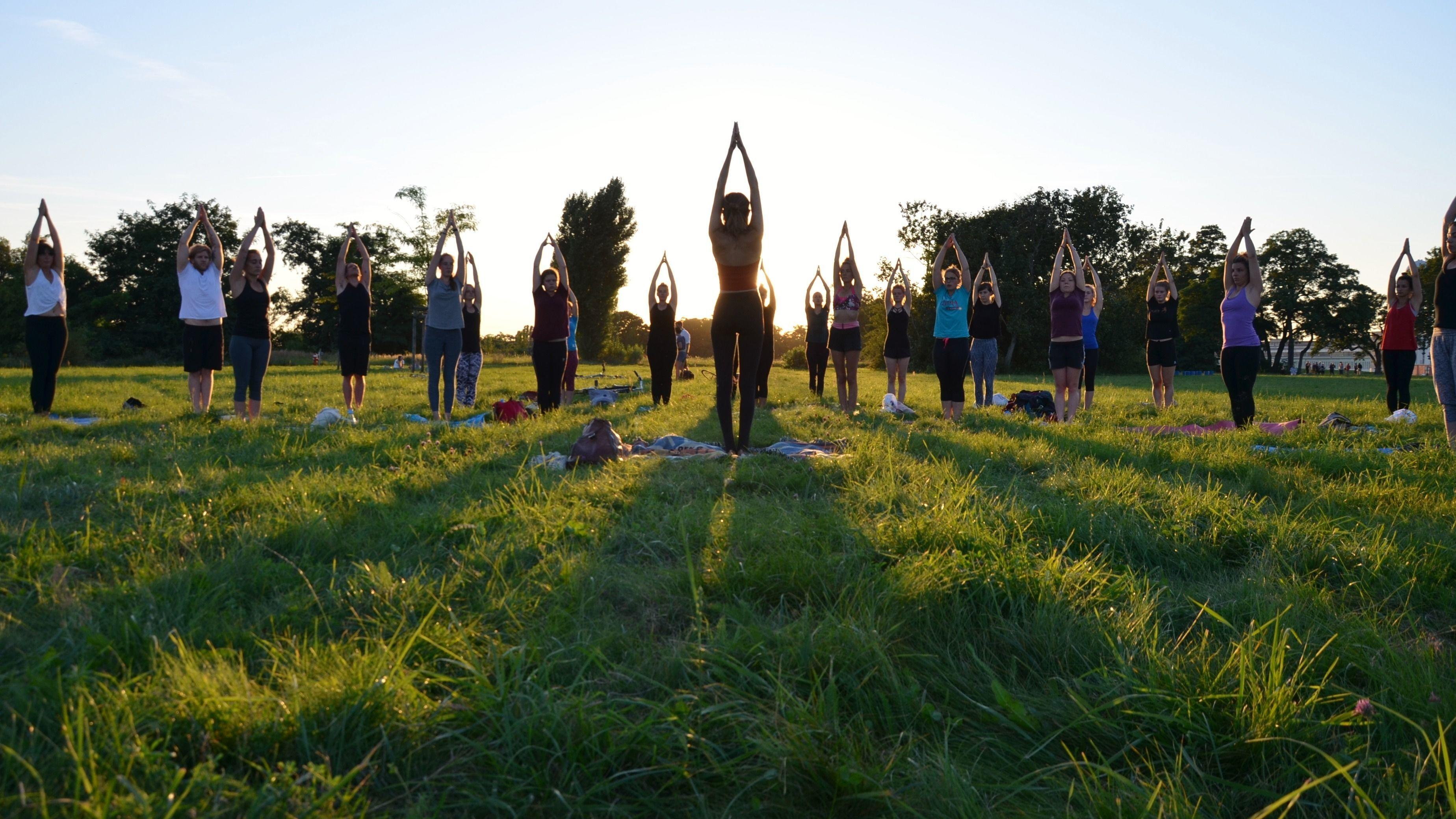 Outdoor Yoga Schönberg with Yoga on the Move
