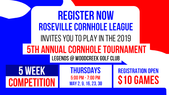 Roseville Cornhole League
