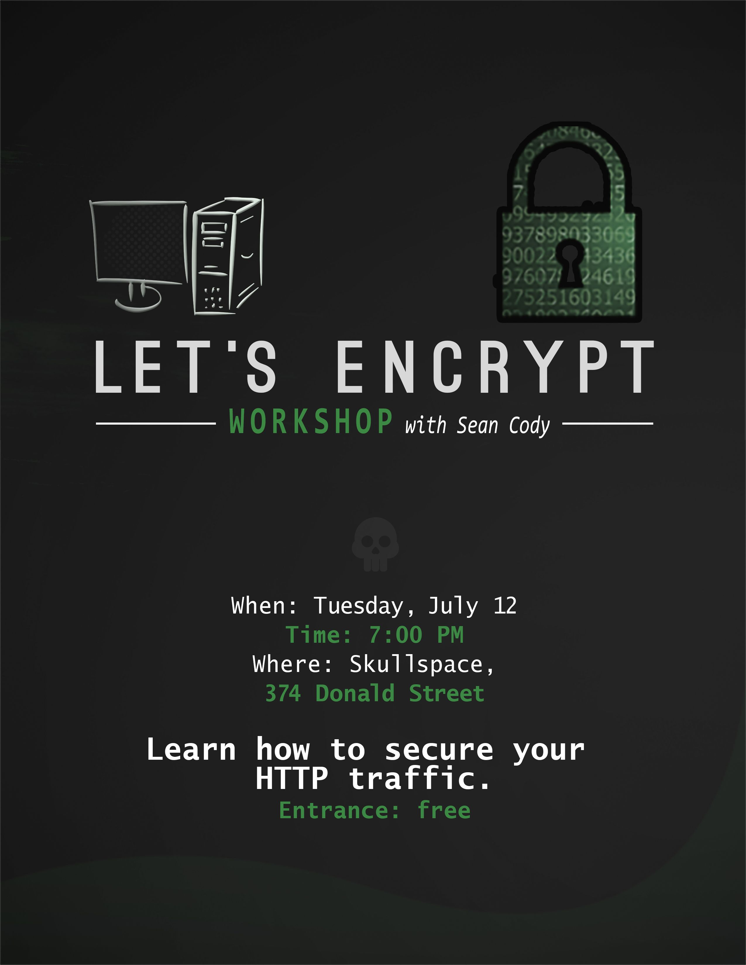 SkullSpace: Winnipeg's Community Hackerspace