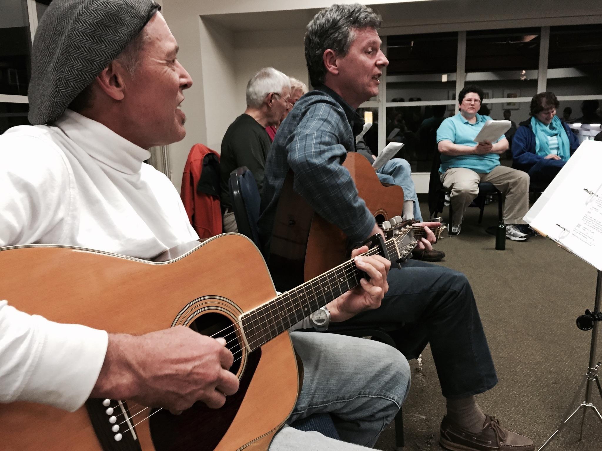'60s & '70s Sing Along Harmony Circle