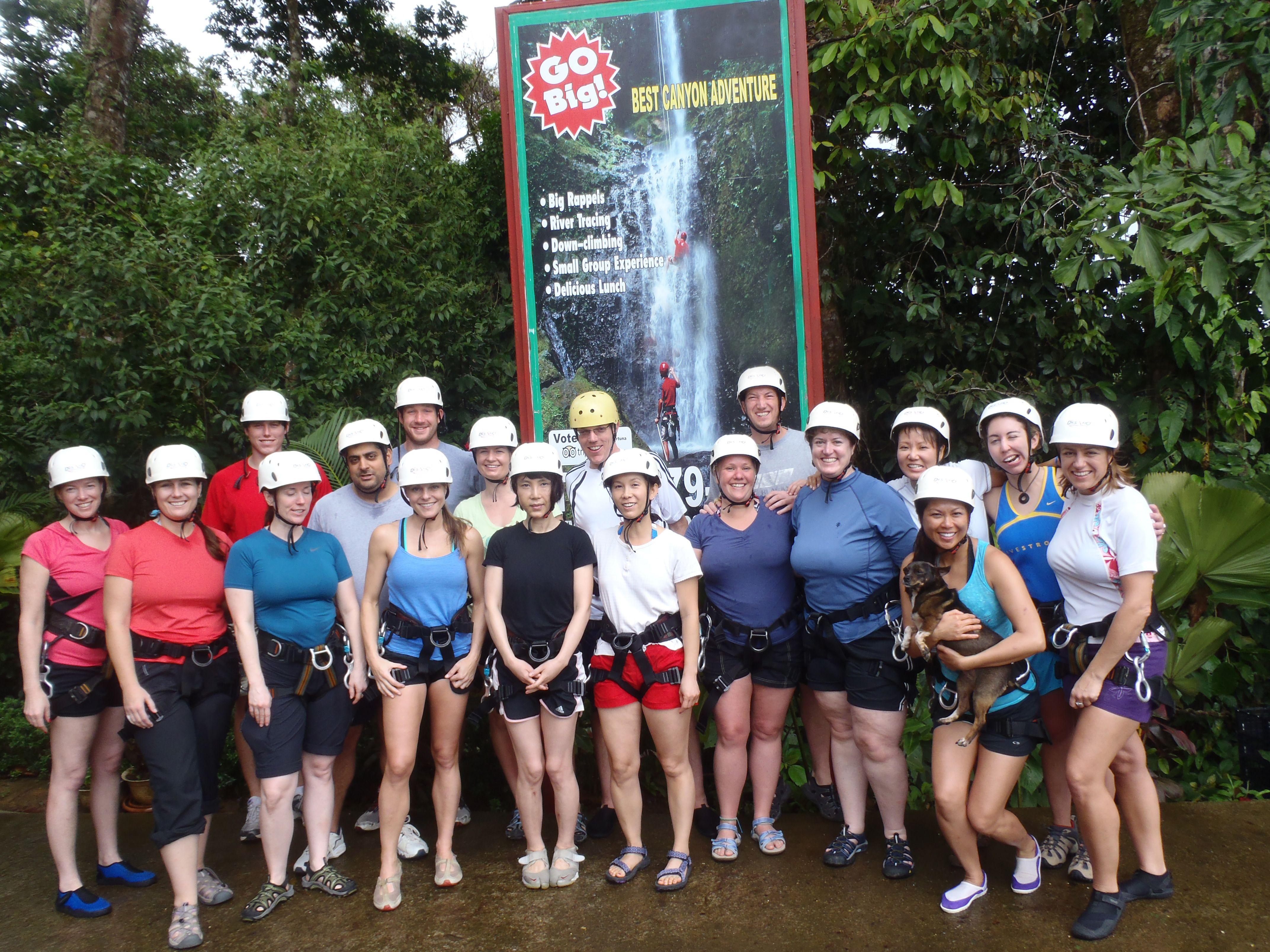 Vancouver International Adventure Travel Club