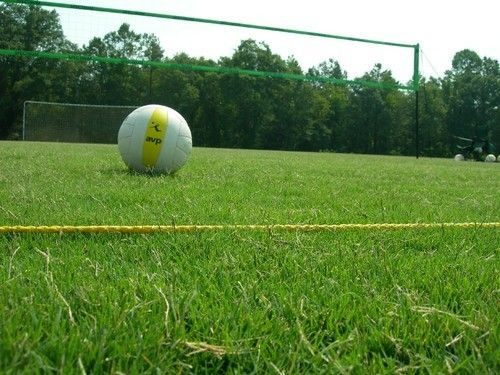 Competitive 2s, 3s, 4s Grass Volleyball